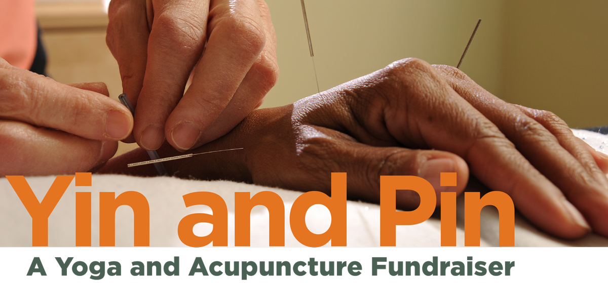 Yin and Pin: A Yoga and Acupuncture Fundraiser @ The Glowing Body Yoga Studio | Knoxville | Tennessee | United States